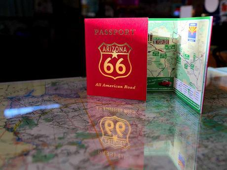 Arizona Route 66 2016 Passport