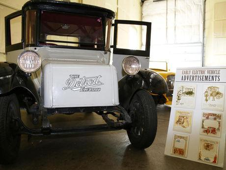 Picture of Route 66 Electric Vehicle Museum