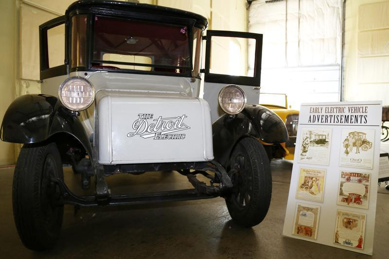Detroit Electric, Route 66 Electric Vehicle Museum