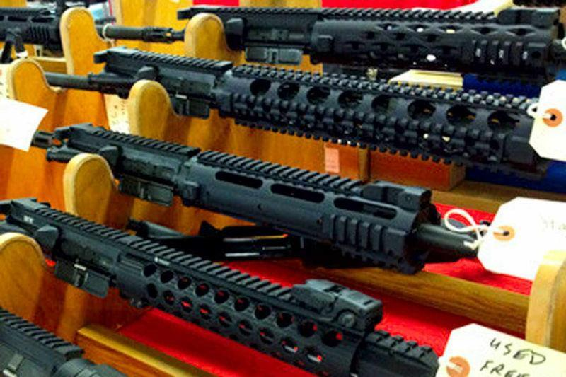 High Desert Events Gun & Collectable Show