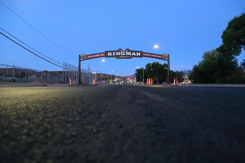 Kingman Arch dedication July 6, 15 years in the making