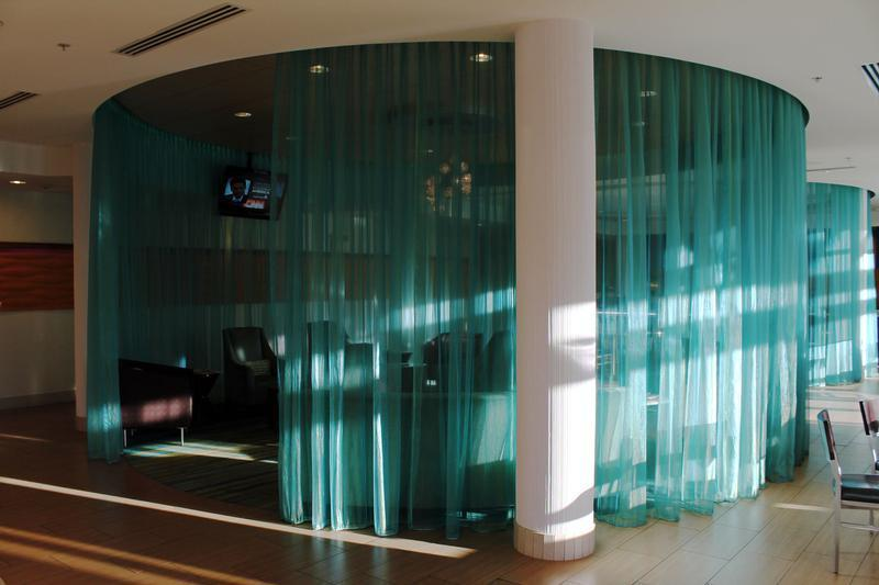 Marriott Springhill & Suites Lobby