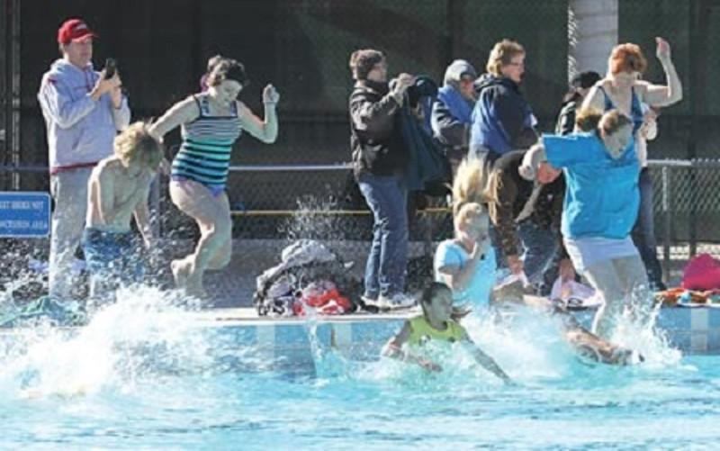 Kingman Polar Bear Plunge