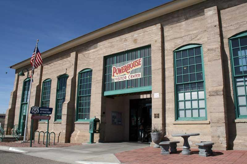 Powerhouse Route 66 Visitor Center