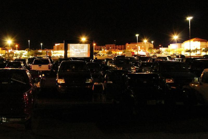 Route 66 Drive-in Movie Night