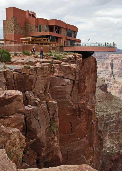 Skywalk at Grand Canyon West