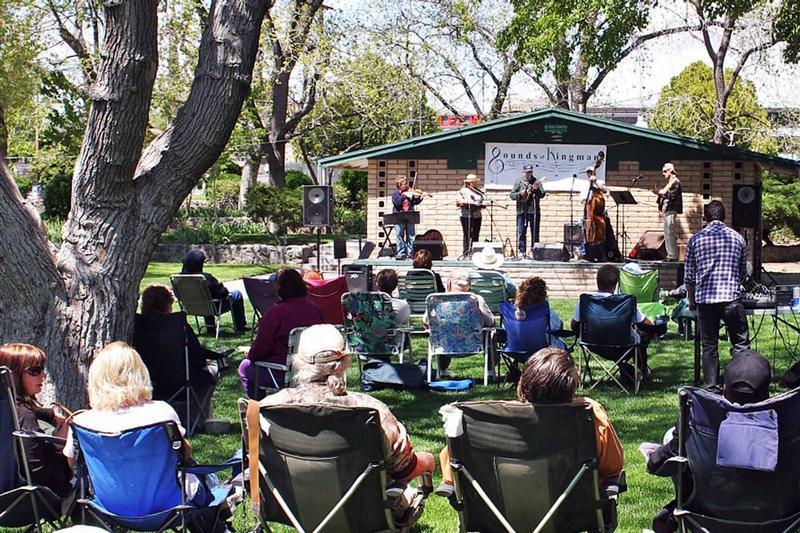 Sounds of Kingman Concert in the Park