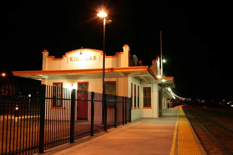 Kingman Train Depot