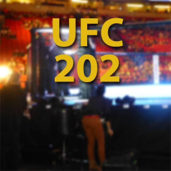 UFC 202 Fight Night