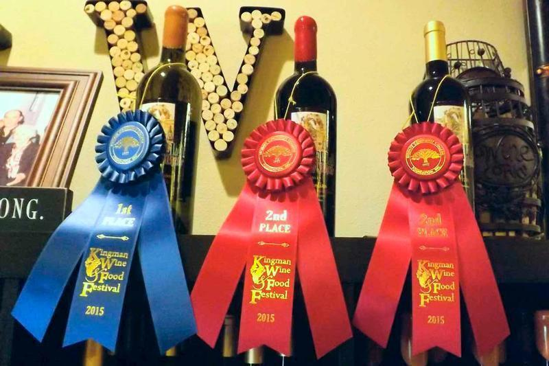 Awarded Wines by Cella Winery