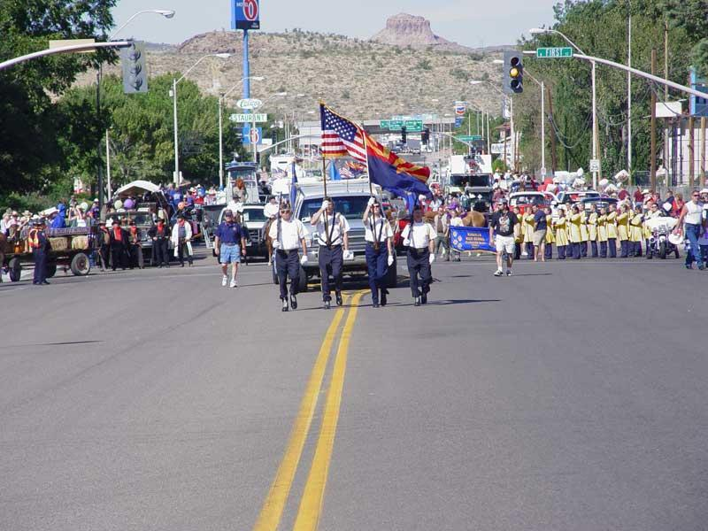 September - Andy Devine Days Parade