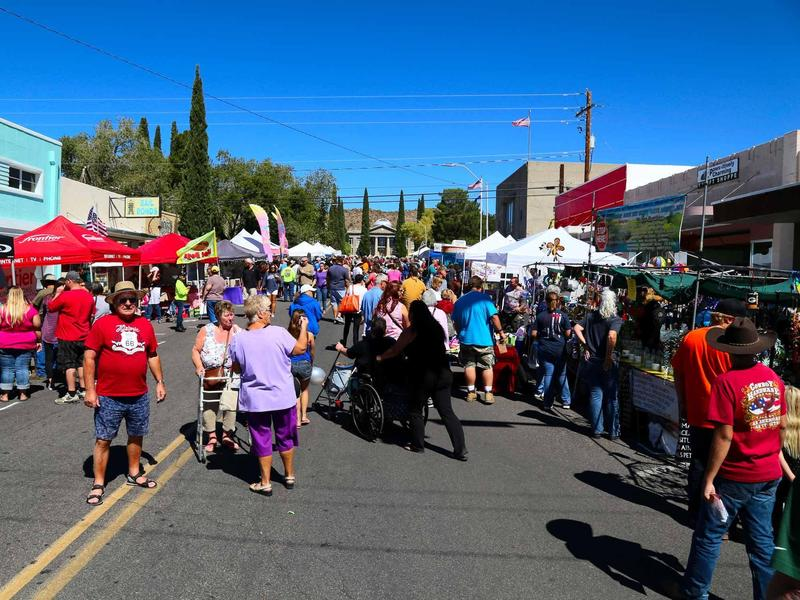 Andy Devine Days Festival Vendors